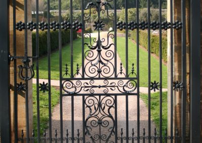 Knightshayes Gate