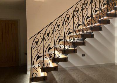 Staircase & Balustrade