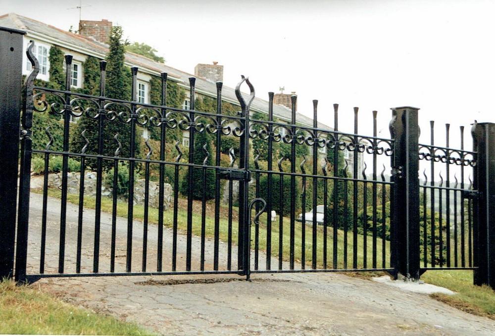Branscombe Gate