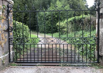 Traditional Entrance Gate